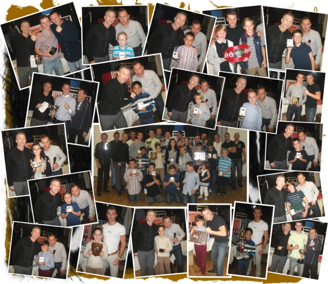 Gateway 2012 Presentation Night Celebrity and Boxer images.